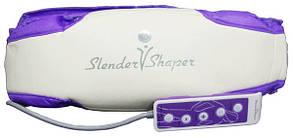Антицелюлитный Массажный Пояс Slender Shaper, фото 2