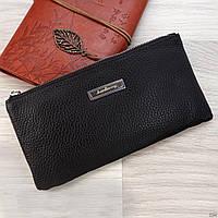 НОВИНКА! Мужской кошелек Baellerry Black (клатч, бумажник)., фото 1