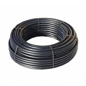 Труба полиэтиленовая для водопровода ПЭ 100 25х2,0мм PN10 (SDR 17)