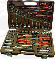 Универсальный набор инструмента, 55 предметов  OMT55S (Ombra, Тайвань)