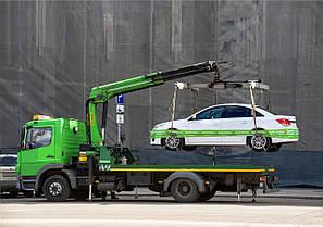 Автоэвакуатор (автомобиль с манипулятором INMAN IM 150 NT (INMAN PALFINGER)), фото 2