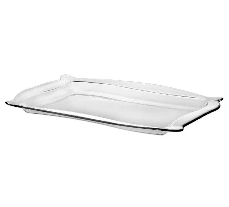 Блюдо плоское прямоугольное Pasabahce Patisserie 220*343мм с бортом (10488)