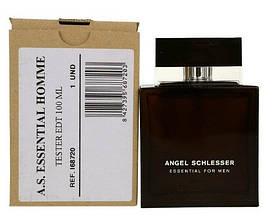 Тестер мужской Angel Schlesser Essential For Men, 100 мл