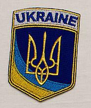 Шеврон Юкрейн (UKRAINE)   на липучке