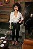 Жіночі туфлі EMBIS (Польща) чорного кольору. Дуже красиві та зручні. Стиль: Natalie Emmanuel, фото 5