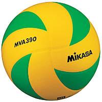 Мяч волейбольный Mikasa MVA 390 CEV оригинал