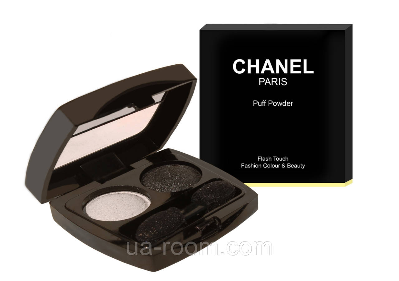 Тени Chanel Puff Powder Flash Touch