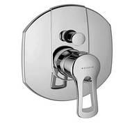 MX Однорычажный смеситель для ванны и душа, с защитой от обратного тока воды, 336570562