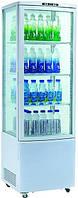 Кондитерский шкаф  RT215L EWT INOX (напольный)