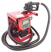 Топливная мини АЗС Euro Craft 220В 40л/мин с электронным счетчиком (ACFD40-2)