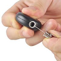 Ретрактор для ключей и инструментов с карабином, брелок