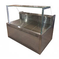 Холодильная витрина Пальмира Куб ВХСК 1.2  Айстермо