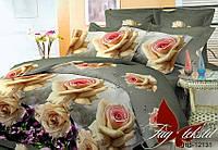 Комплект постельного белья Евро поликоттон TAG BR12131