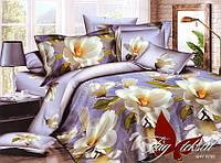 Комплект постельного белья Евро поликоттон TAG XHY789