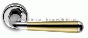 Дверная ручка Colombo Design Tempo CD 61 хром