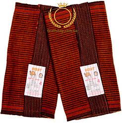 Согревающие наколенники из верблюжьей шерсти Nebat (Толстые) 32-36 см