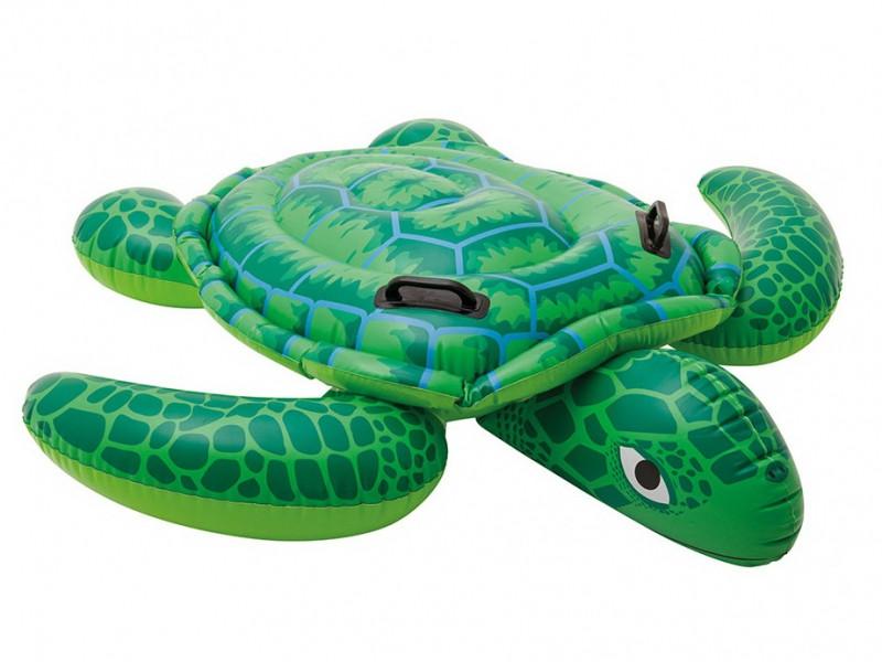 Надувний пліт Морська черепаха 157x127 Intex 57524