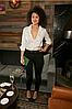 Жіночі туфлі Marco (Польща) чорного кольору. Дуже красиві та зручні. Стиль: Natalie Emmanuel, фото 5