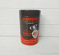Кофе молотый Kimbo Espresso Napoletano 250гр. ж/б (Италия)