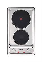 Варочная электрическая поверхность VENTOLUX HE 302 (INOX) 2