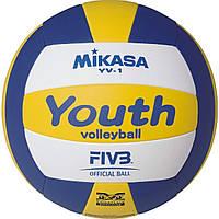 Мяч волейбольный Mikasa YV-1 оригинал