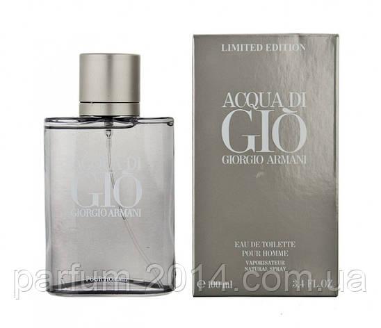 Мужская туалетная вода Giorgio Armani Acqua di Gio Limited Edition (реплика), фото 2