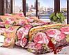 Комплект постельного белья Евро поликоттон TAG XHY203