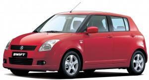 Автомобильные стекла для SUZUKI SWIFT III GLX 5Д 1989-2005