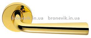 Дверная ручка Colombo Design Tender MG 11 полированная латунь