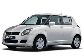 Автомобильные стекла для SUZUKI SWIFT 2005-2010
