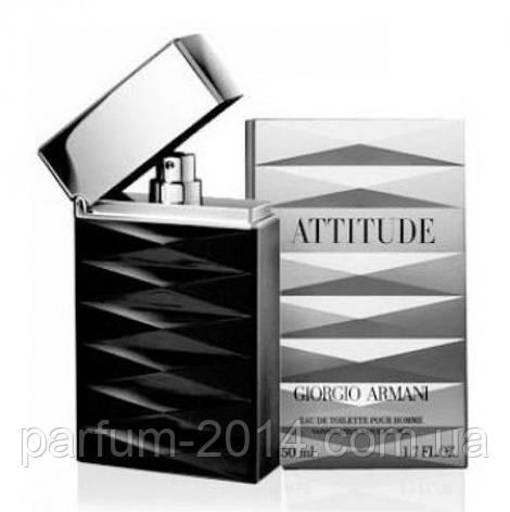 Мужская туалетная вода Armani Attitude (реплика), фото 2