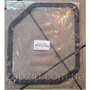 Прокладка АКПП (AURIS, COROLLA) резина 35168-52020