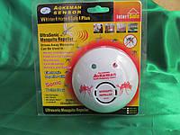 Антикомар - ультразвуковой отпугиватель комаров) AoKeman Ultrasonic Mosquito Repeller AO-101