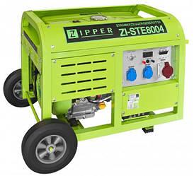 Бензиновый генератор Zipper ZI-STE 8004