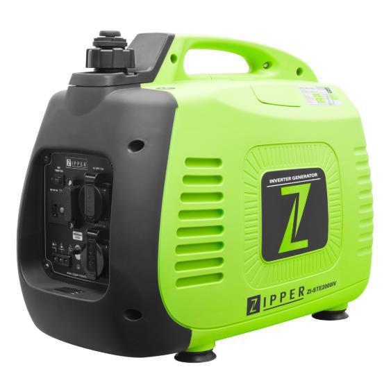 Інверторний генератор Zipper ZI-STE2000IV