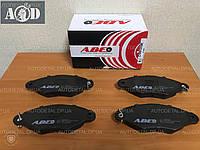 Тормозные колодки передние Рено Кенго 1997-->2008 ABE (Польша) C1R012ABE