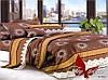 Комплект постельного белья Евро поликоттон TAG B202