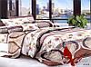 Комплект постельного белья Евро поликоттон TAG B233