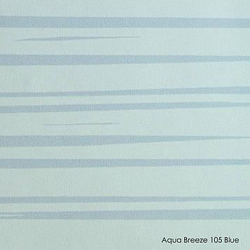 Тканевые роллеты Aqua breeze 105 blue