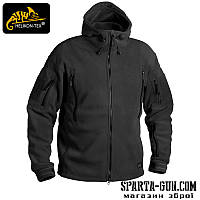 Куртка флісова Helikon-Tex PATRIOT - Чорна
