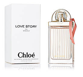 Тестер женский Chloe Love Story, 100 мл