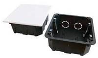 Распредельтельная коробка 100*100*45 (гипсокартон) ,Розподільча коробка 100*100*45 (гипсокартон)