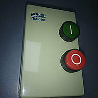 Пускатель в корпусе ПМК 09 (LE1-D09) / Пускач в корпусі ПМК 09 (LE1-D09), фото 1