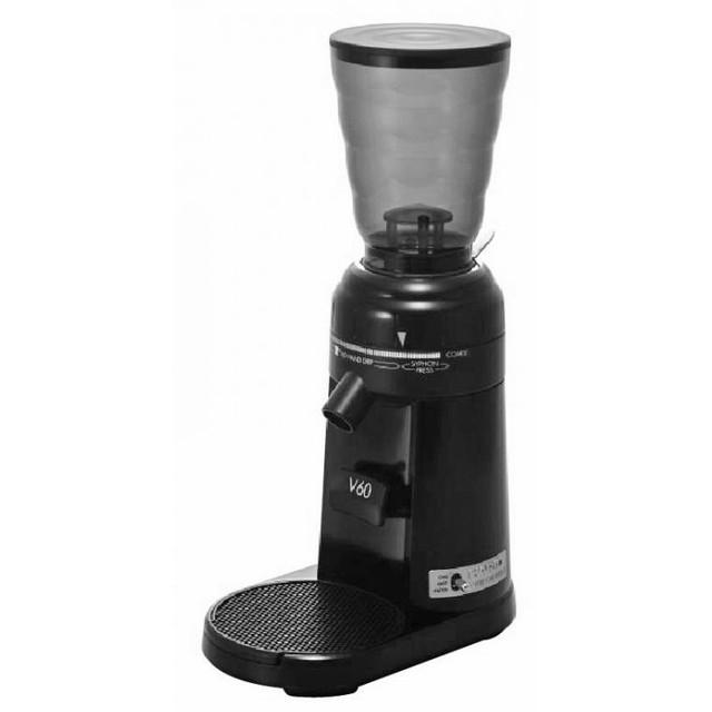 Электрическая домашняя кофемолка Hario V60 EVCG-8B-E