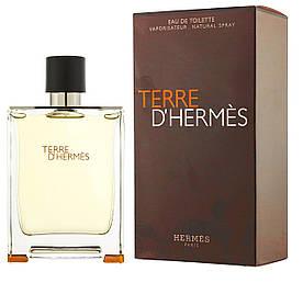Тестер мужской Hermès Terre d'Hermès, 100 мл