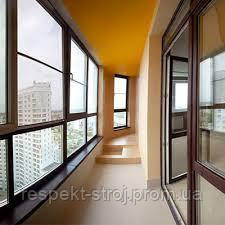 Алюминиевые балконы и лоджии
