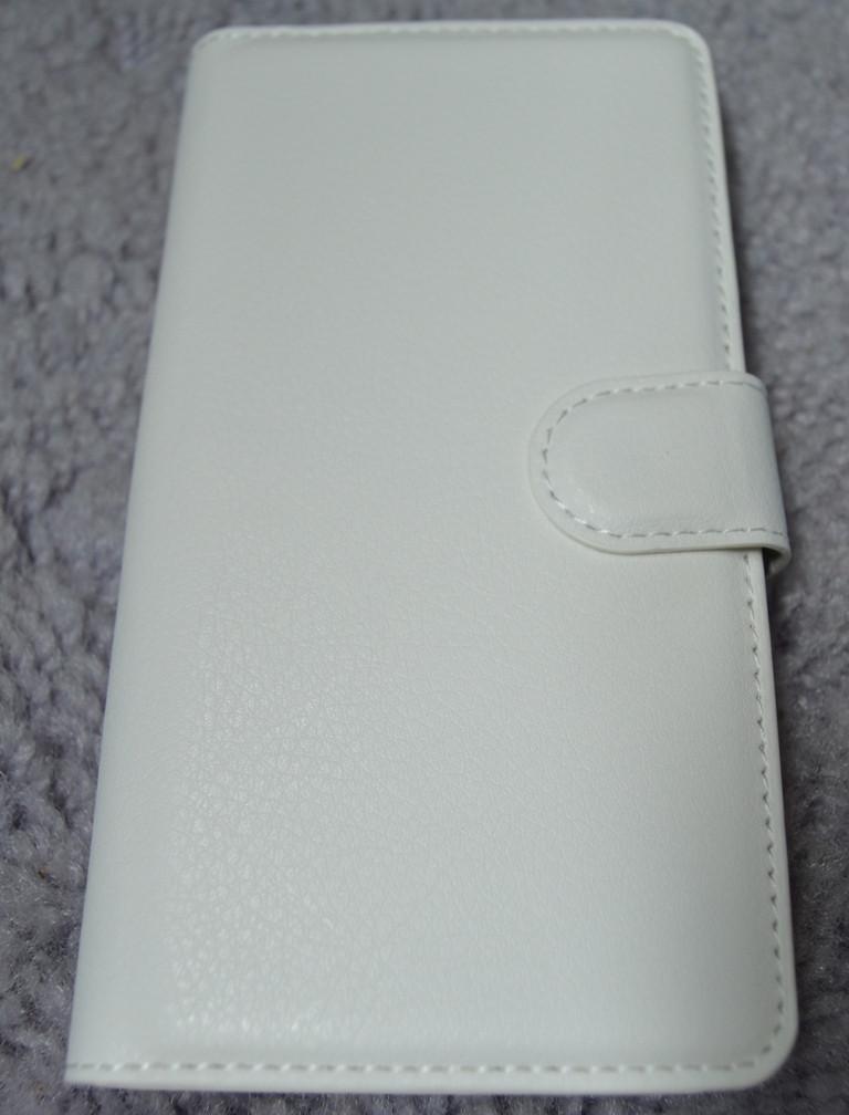 Чехол книжка на Lenovo K30 K30-T отдел для кредитки