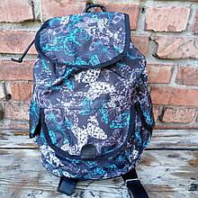 Рюкзак спортивный городской дно кожзам