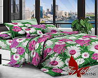 Комплект постельного белья полуторный поликоттон TAG XHY1745