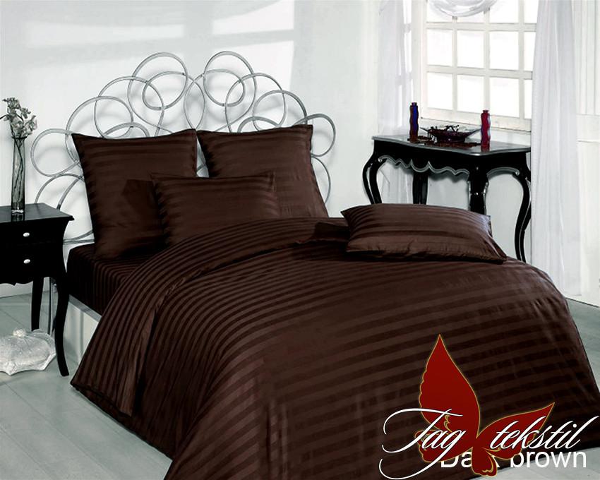 Комплект постельного белья Dark brown